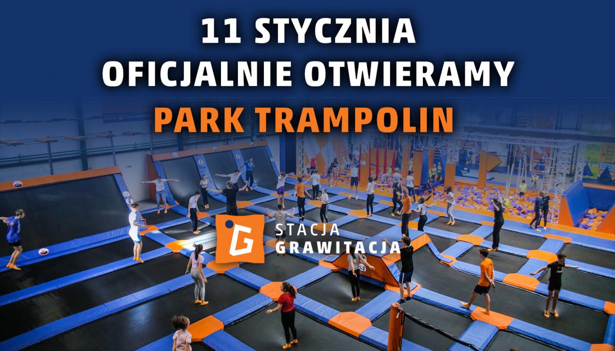 park trampolin poznań park rozrywki ścianka wspinaczkowa park linowy organizacja urodzin przyjęcia urodzinowe lekcje wf dla szkół imprezy firmowe stacja grawitacja największy park trampolin w polsce najlepszy park trampolin w polsce